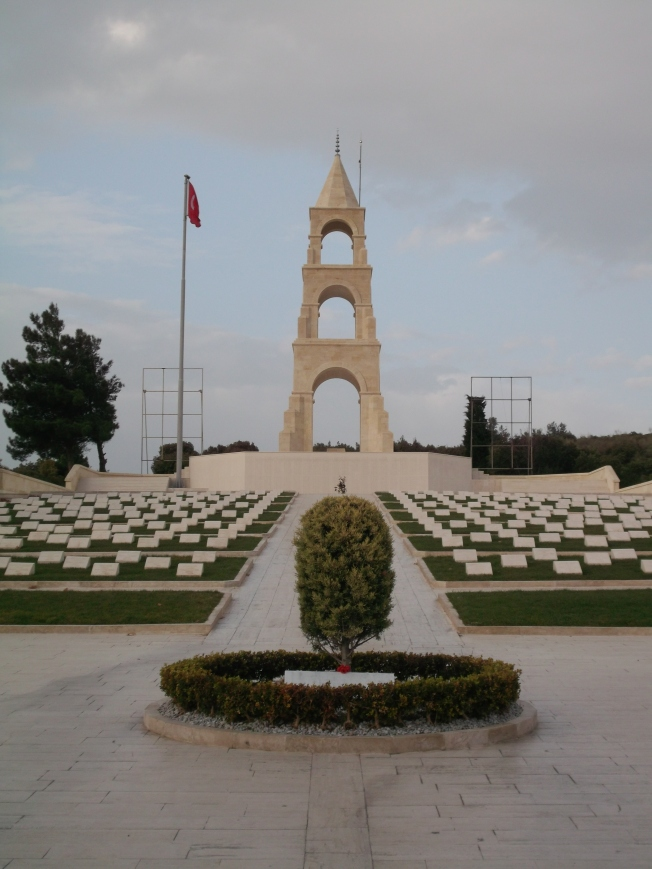 Monument to the Ottoman 57th Regiment