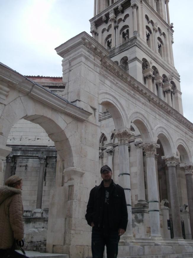 Emperor Diocletian's Mausoleum