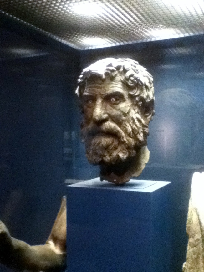 The Antikythera Philosopher