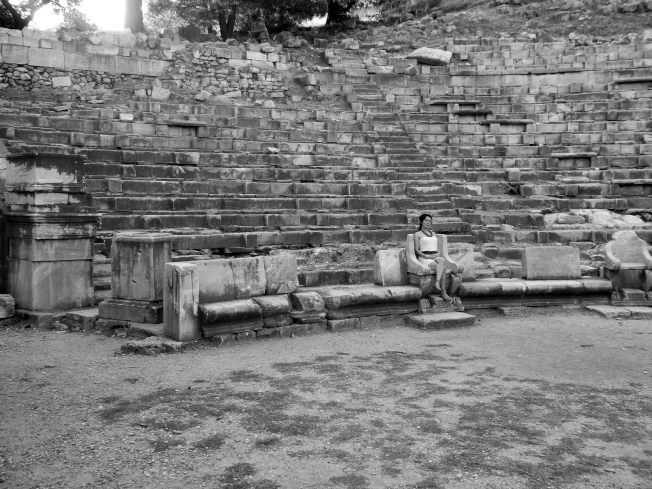Amphitheater at Priene